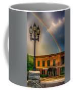Police At The End Of The Rainbow Coffee Mug
