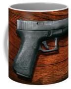 Police - Gun - The Modern Gun  Coffee Mug