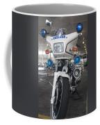 Police Honda Coffee Mug