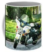 Police - Police Motorcycle Coffee Mug