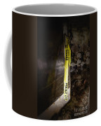 Police Tape Coffee Mug