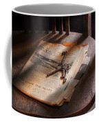 Police - The Wardens Keys Coffee Mug by Mike Savad