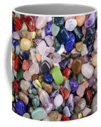 Polished Gemstones Coffee Mug