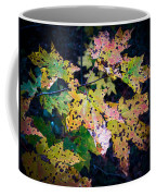 Polka Dot Autumn  Coffee Mug