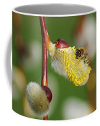 Pollen Feast Coffee Mug
