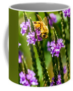 Pollinating Bee Coffee Mug