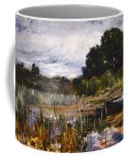 Polling Landscape Coffee Mug