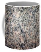 Pollock's Number 1 -- 1950 -- Lavender Mist Coffee Mug by Cora Wandel