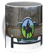 Polo Field Coffee Mug