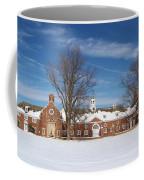 Polo Stables At Caumsett Coffee Mug