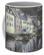 Polpero Cornwall England Coffee Mug