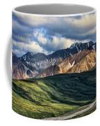 Polychrome Pass Coffee Mug
