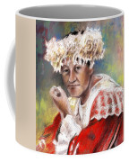 Polynesian Woman Coffee Mug