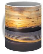 Polzeath Sunset 4 Coffee Mug