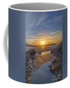 Polzeath Sunset Coffee Mug