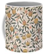 Pomegranate Design For Wallpaper Coffee Mug by William Morris
