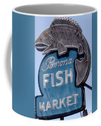 Pomona Fish Market Sign Coffee Mug