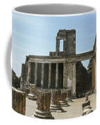 Pompeii 8 Coffee Mug
