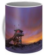 Ponce Inlet Beach Guard Tower Coffee Mug