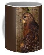 Ponce Inlet Hawk Coffee Mug