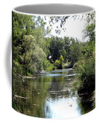 Pond At Tifft Nature Preserve Buffalo New York  Coffee Mug