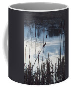 Pond At Twilight Coffee Mug