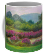 Pond At Willow Tree Farm Coffee Mug
