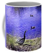 Pond Days Coffee Mug