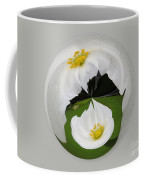 Pond Flower Orb Coffee Mug