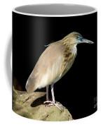 Pond Heron Coffee Mug
