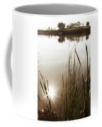 Pond Coffee Mug by Les Cunliffe