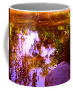 Pond Reflextions Coffee Mug
