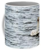 Pond Swan Coffee Mug