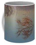 Pond Weed Reflections Coffee Mug