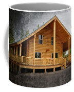 Pond's Cabin Coffee Mug
