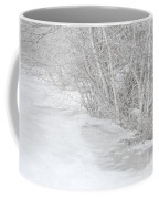 Pondside Thaw Coffee Mug