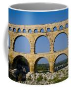Pont Du Gard  Coffee Mug