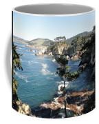 Pont Lobos Cove Coffee Mug