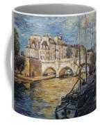 Pont Neuf Paris Coffee Mug