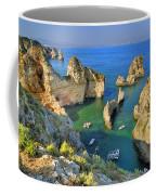 Ponta De Piedade Coast II Coffee Mug