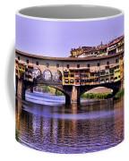 Ponte Vecchio Bridge - Florence Coffee Mug