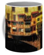 Ponte Vecchio Firenze Coffee Mug