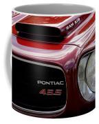 Pontiac 455 Coffee Mug