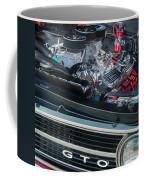 Pontiac G T O Coffee Mug
