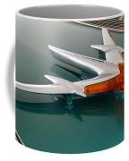 1955 Pontiac Hood Ornament Coffee Mug