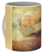 Pony In The Grasses Coffee Mug