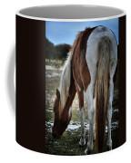 Pony Tail Coffee Mug