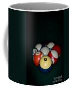 Pool Balls Coffee Mug