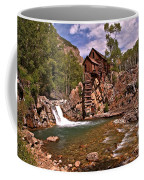 Pool Below The Mill Coffee Mug