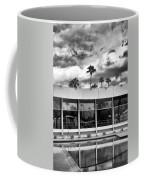 Pool Storm Palm Springs Coffee Mug